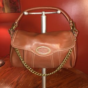 Vintage Talbots Leather Shoulderbag